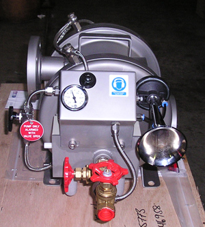 Flotronic Pump with Sentinel System