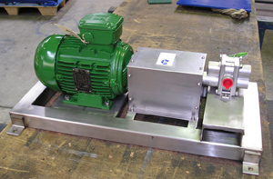 Liquiflo Gear Pump